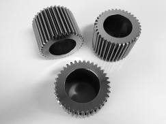 BV 3 fine tooth gears 2-17