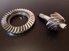 BV gear and pinion after 2-17