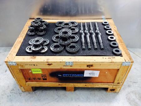 BV gear set and box 2-17